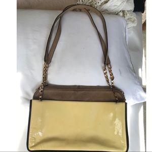 Chloe Lucy Shoulder Bag Leather